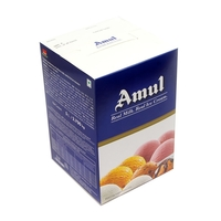 Amul Roasted Almond Bulk Pack Ice Cream, 5 l