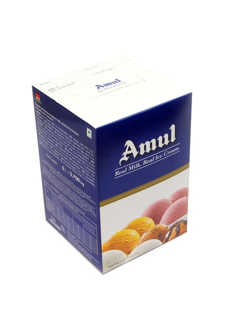 Amul SSCB Bulk Pack Ice Cream, 5 l