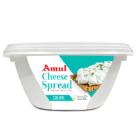 Amul Creamy Cheese Spread, 200 gm