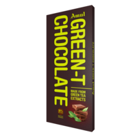 Amul Green-T chocolate, 150 gm