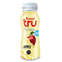 Amul TRU Apple, 180 ml, pet bottle