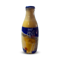 Amul Kool Kesar, 200 ml, glass bottle