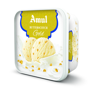 Amul Butterscotch Gold Ice cream, 1 litre