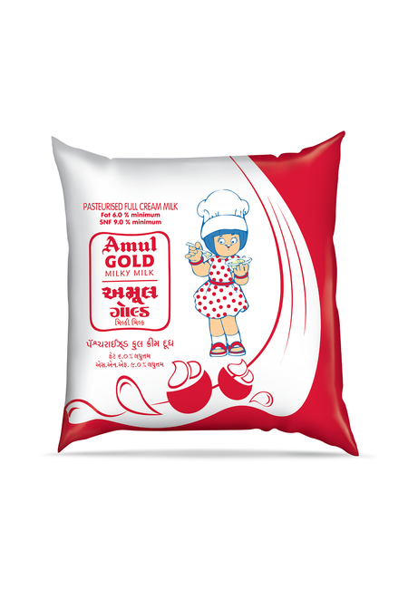 Amul Gold, 500 ml