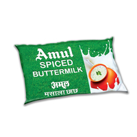 Amul Masti Buttermilk, 200 ml, pouch