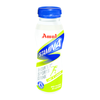 Amul Stamina Lemon, 200 ml, pet bottle