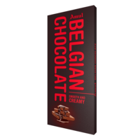 Amul Belgian Chocolate, 125 gm
