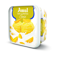 Amul King Alphonso Gold Ice cream, 1 litre
