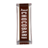Amul Prolife Chocobar Sticks Ice Cream 40 Ml, Pack Of 20