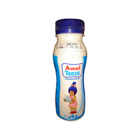 Amul Taaza Fresh Toned Milk, 200 ml, pet bottle