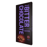 Amul Bitter Chocolate, 150 gm