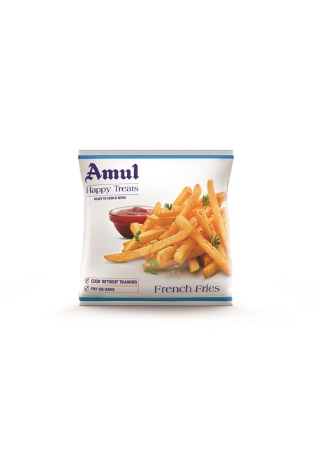 Amul Happy Treats French Fries, 200 gm