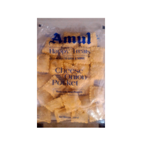 Amul Cheese Onion samosa, 500 gm