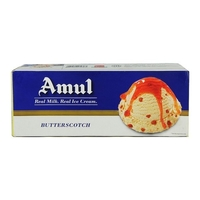 Amul Butter Scotch Party Pack Ice Cream, 2 Ltr
