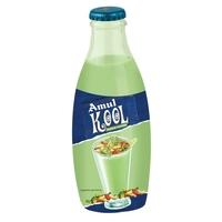 Amul Kool Thandai, 200 ml, glass bottle