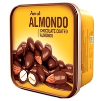 Amul Almondo Chocolate, 200 gm