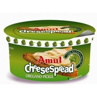 Amul Oregano Pickle Cheese Spread, 200 gm
