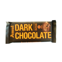 Amul Dark Chocolate, 40 gm