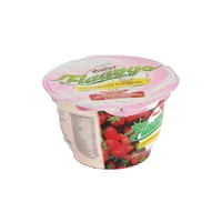Amul Flaavyo Strawberry Yoghurt, cup, 100 gm