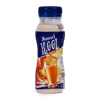 Amul Kool Badam, 180 ml, pet bottle