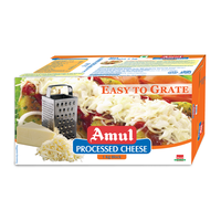 Amul Processed Cheese, 400 gm, slices