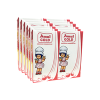 Amul Gold Standardised Milk Tetrapack Pack Of 12, tetrapack, 1 litre
