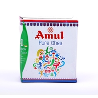 Amul Pure Ghee, 200 ml, refill
