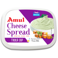 Amul Tikka Dip Cheese Spread, 200 gm