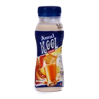 Amul Kool Badam, 200 ml, pet bottle