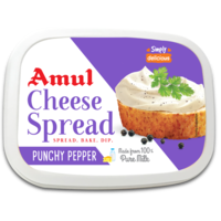 Amul Pepper Cheese Spread, 200 gm