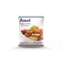 Amul Happy Treats Aloo Tikki, 400 gm