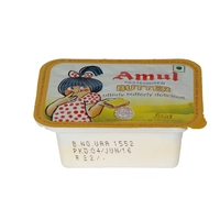 Amul Butter, 50 gm, tub