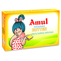 Amul Butter, 100 gm, block
