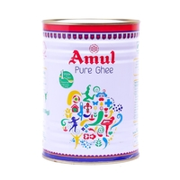 Amul Pure Ghee, tin, 500 ml