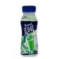Amul Kool Elaichi, pet bottle, 180 ml