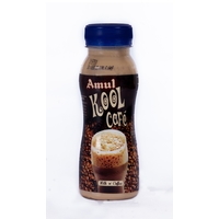 Amul Kool Cafe, 200 ml, pet bottle