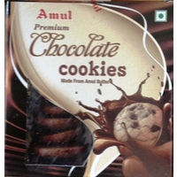Amul Chocolate Cookies, 200 gm
