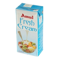 Amul Fresh Cream, 1 l